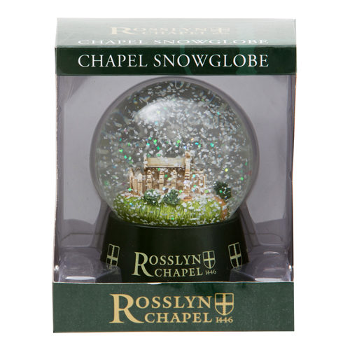 Rosslyn-Chapel-Snowglobe-Packaged