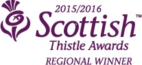 Thistle Awards Regional Winner 2015-16