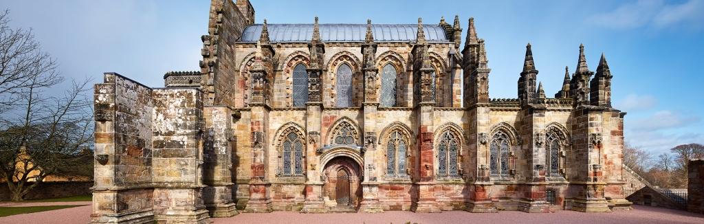 The Da Vinci Code - The Official Rosslyn Chapel Website