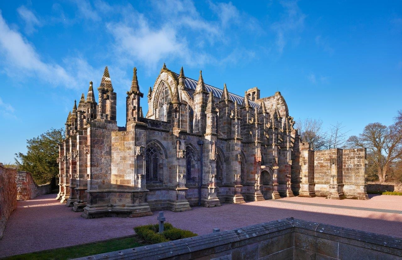 Human Remains Reinterred In Rosslyn Chapel Grounds The