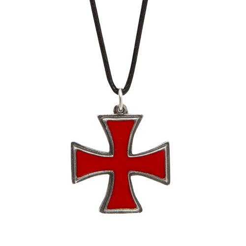 Knights templar pattee cross pendant the official rosslyn chapel knights templar pattee cross pendant aloadofball Image collections