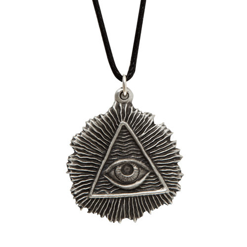 All seeing eye pendant the official rosslyn chapel website all seeing eye pendant aloadofball Image collections