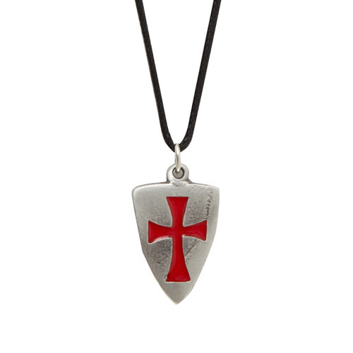 Templar cross pendant the official rosslyn chapel website templar cross pendant aloadofball Image collections