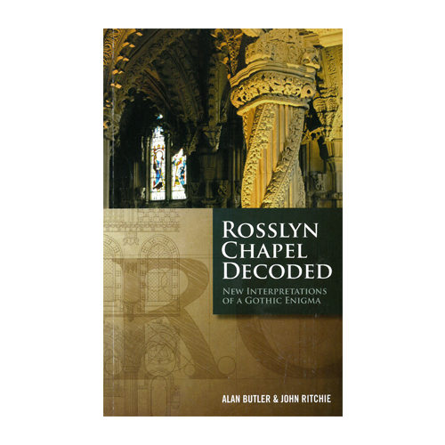 William The Cat And The Rescue Of Rosslyn Chapel