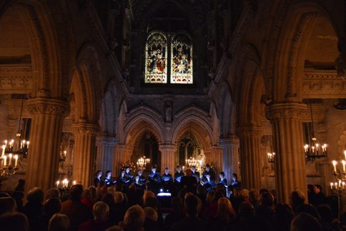 Heriot Watt Choir, Christmas at Rosslyn Chapel