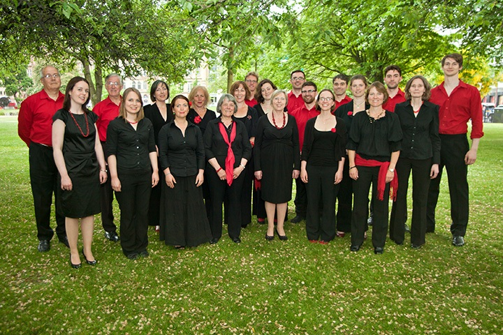 Rudsambee Choir