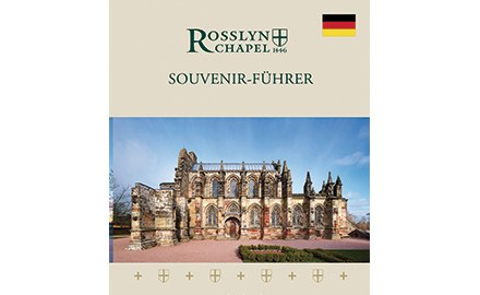 German guide to Rosslyn Chapel