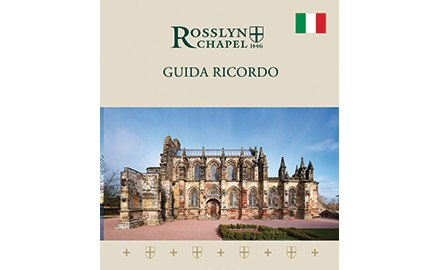 Italian guide to Rosslyn Chapel
