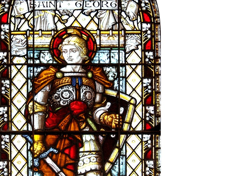 More about stained glass windows at Rosslyn Chapel [PDF]