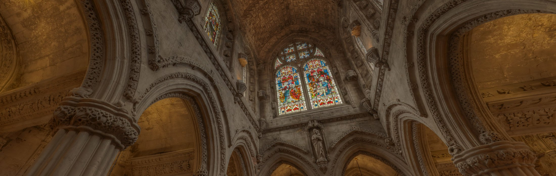 Rosslyn Chapel virtual tour